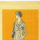 5 vintage sewing patterns from the 1970's from mail order