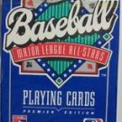 baseball major league all-stars playing cards 1990 - The United States Playing Card Company