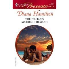 The Italian's Marriage Demand by Diana Hamilton
