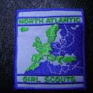 Girl Scout Patch - North Atlantic