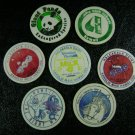 Lot of pogs - all original to Hawaii.