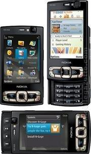 Nokia N95 Unlocked Cell Phone
