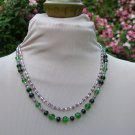 NECKLACE, two tier