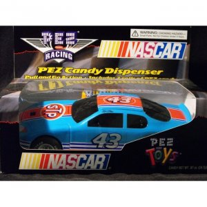 Nascar - Pez Candy Dispenser - #43 Car