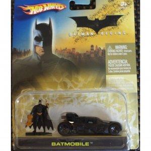Batman Begins - Black Batmobile