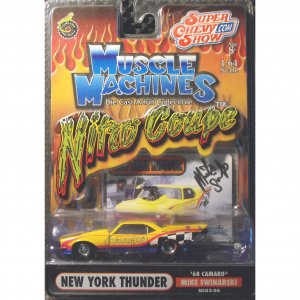 Muscle Machines - Nitro Coupe - New York Thunder