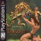 Tarzan - Video Game - Playstation 1