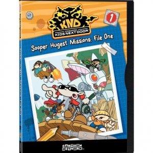 Cartoon Network - Kids Next Door - File 1