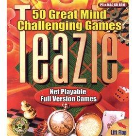 Teazle - 50 Mind Challenging Games - PC/MAC