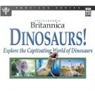 Britannica - Dinosaurs! - Educational - PC/MAC