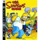 The Simpsons Game Playstation 3 - New - Free Shipping