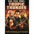 Tropic Thunder DVD Movie  - New - Free Shipping
