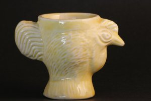 Royal Art Pottery Chicken Egg Cup