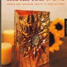 Book Metal Foil Crafts by Barbara Matthiessen