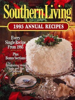 Southern Living 1995 Annual Recipes MINT CONDITION