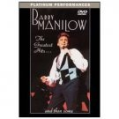 Barry Manilow The Greatest Hits and then some DVD