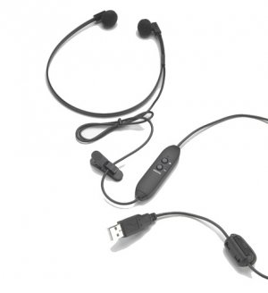 SPECTRA SP-USB DIGITAL TRANSCRIPTION HEADSET