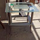 Ashley Glass End Table