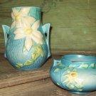 Roseville Vase Set