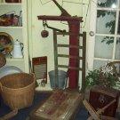 Vintage Hay Scale