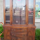 Wood Buffet and Hutch