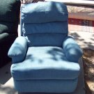 Blue Recliner (Good Condition)
