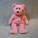 Mum the Bear TY Beanie Baby Retired MWMT