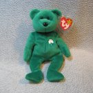 Erin the Bear TY Beanie Baby Retired MWMT