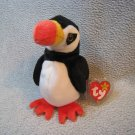 Puffer the Puffin TY Beanie Baby Retired MWMT
