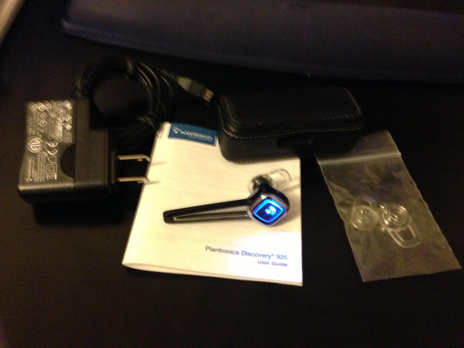 plantronics bluetooth earpiece instructions
