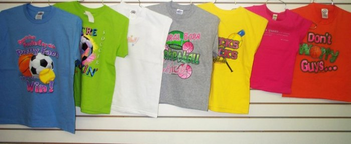 CHILDRENS T-SHIRT LOT(1 CASE=36)