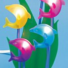 Assorted Acrylic Dolphin & Fish lamps in printed gift box(1 CASE=24)