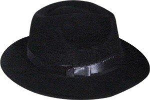 MENS BLACK HAT( 1 CASE=72)
