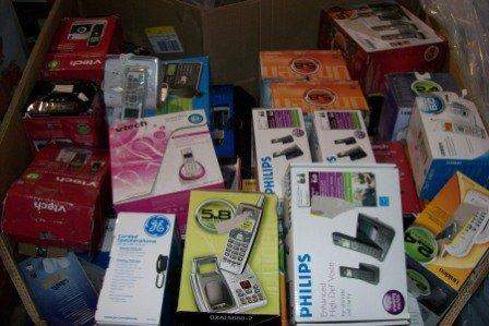 Assorted Cordless Phones (1 CASE=120)