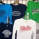 Wholesale Apparel Lot of Dickie Girl Long Sleeve Tees  (1 CASE=48)