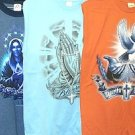Wholesale Assorted Mens Short Sleeve Religious Prints (1 CASE=36)