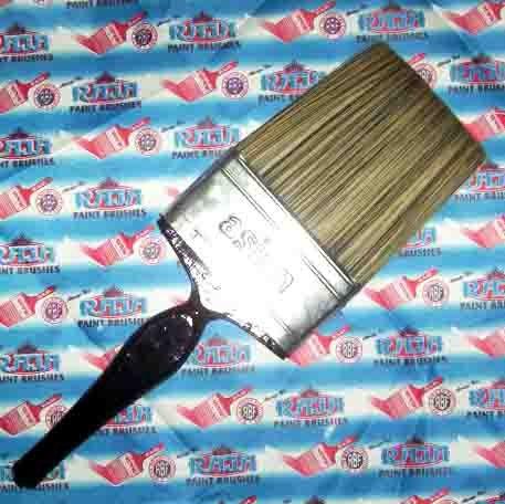 """R-25   4"""" paint brush best for Enamels , oils, varnish,"""