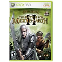 The Lord of the Rings, The Battle for Middle-Earth II Xbox 360 FREE SHIPPING!!!!