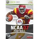 NCAA Football 07 Xbox 360