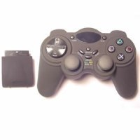 FREE SHIPPING!!!! Playstation 2 2.4 Ghz Wireless Controller