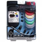 FREE SHIPPING!!! PSP 18 In 1 Accessories Kit PSP