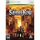 Saints Row Xbox 360 FREE SHIPPING!!!!!! BUY ME NOW!!!!!!!!!!!!!