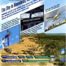 MICROSOFT FLIGHT SIM X STANDARD DVD-ROM  FREE SHIPPING!!!!!!!