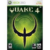 Quake 4 Xbox 360 FREE SHIPPING!!!