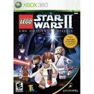 LEGO Star Wars II: The Original Trilogy Xbox 360 FREE SHIPPING!!!!