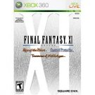 Final Fantasy XI Xbox 360 FREE SHIPPING!!!
