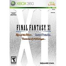 Final Fantasy XI Xbox 360 FREE SHIPPING!!!