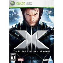 X-Men: The Official Game Xbox 360 FREE SHIPPING!!!
