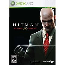 Hitman: Blood Money Xbox 360 FREE SHIPPING!!!