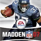 Xbox 360 - Madden NFL 07 FREE SHIPPING!!!